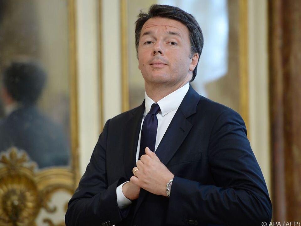 Bei Sieg Renzis drohen Klagen wegen der Stimmen der Auslandsitaliener