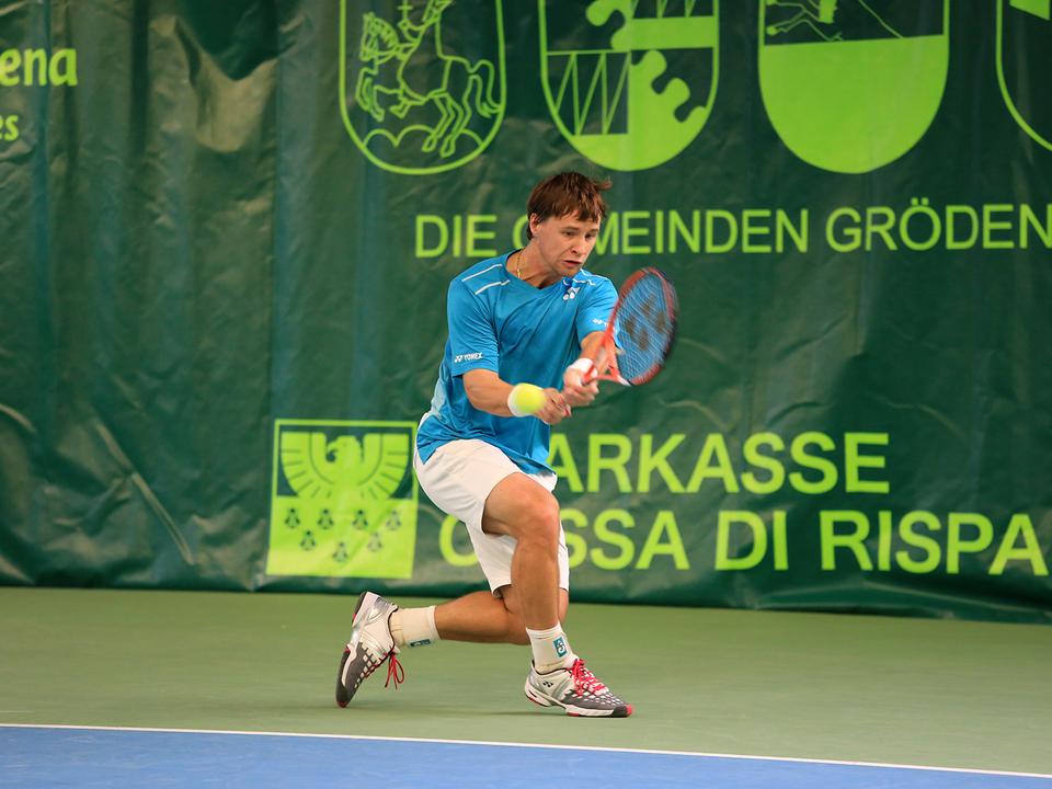Sparkasse ATP Challenger Val Gardena Südtirol-Ricardas Berankis
