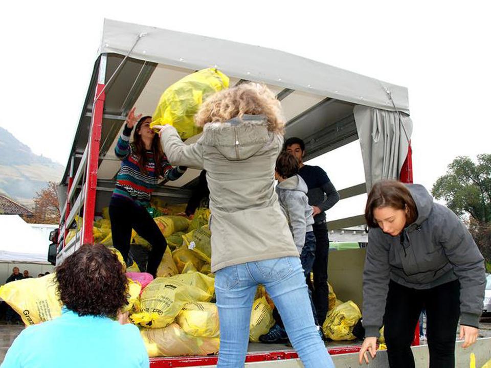 caritas-gebrauchtkleidersammlung