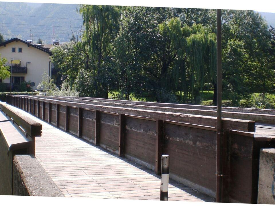 Lido Brücke Brixen