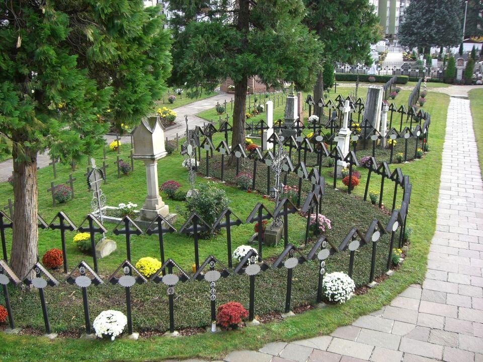 Soldatenfriedhof Bozen