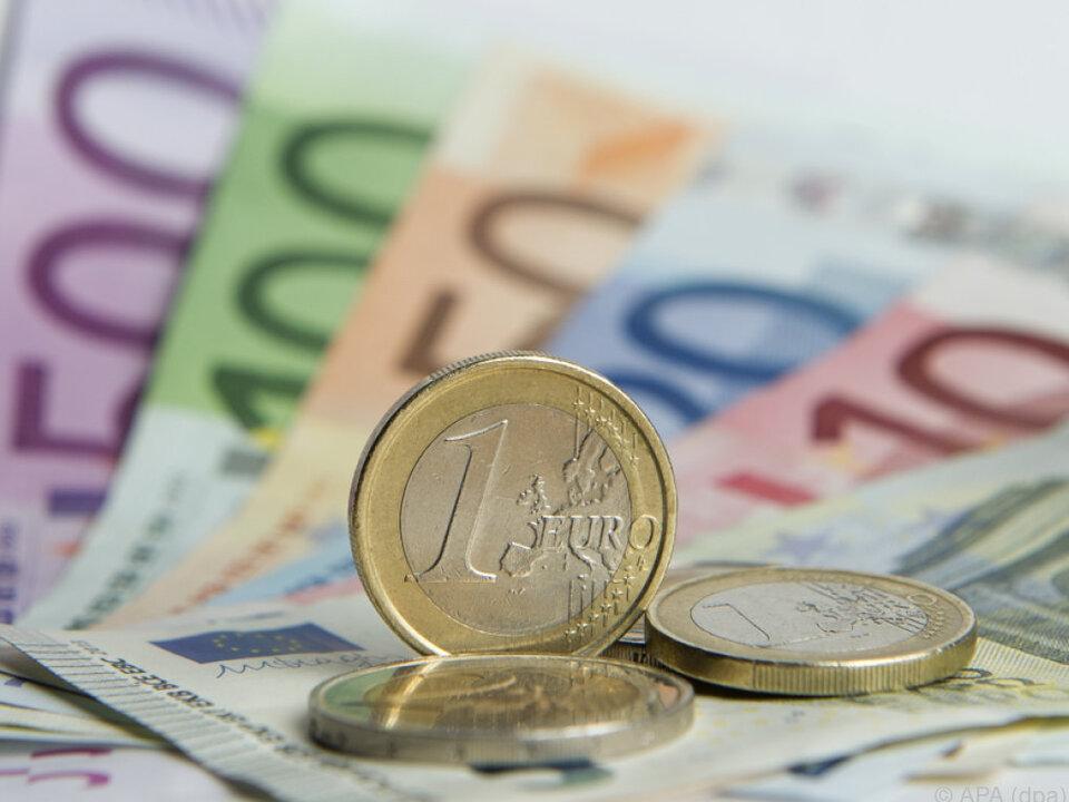 Das Geld regiert die Welt, oder so....