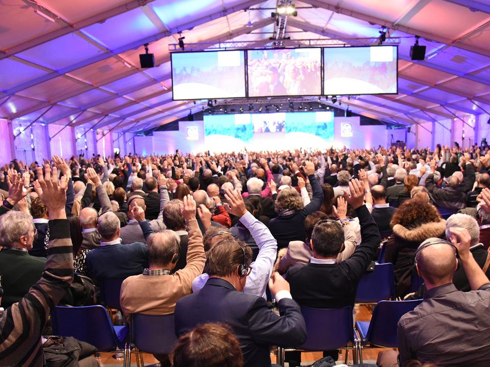 Volksbank Mitgliederversammlung AG