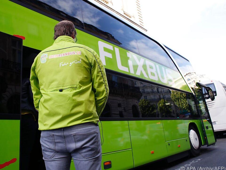 Fernbus-Riese Flixbus baut internationales Bus-Netz aus