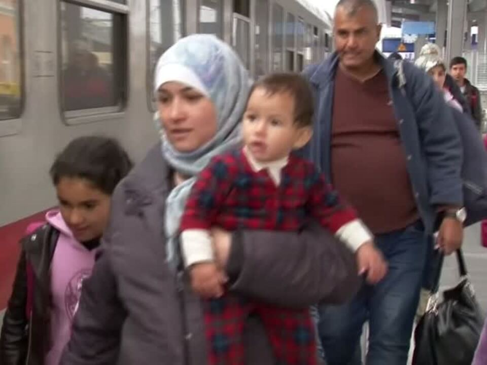 Flüchtlinge und Deutsche haben ähnliche Grundwerte