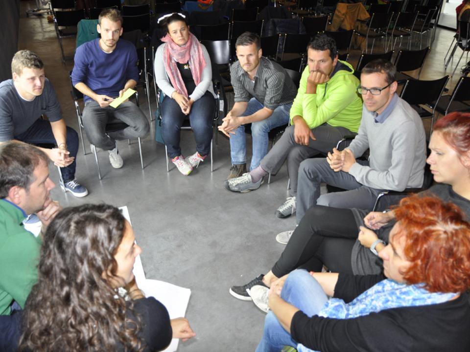 Jugenddienste Gesellschaftlicher Wandel Aufgabe der JD 3