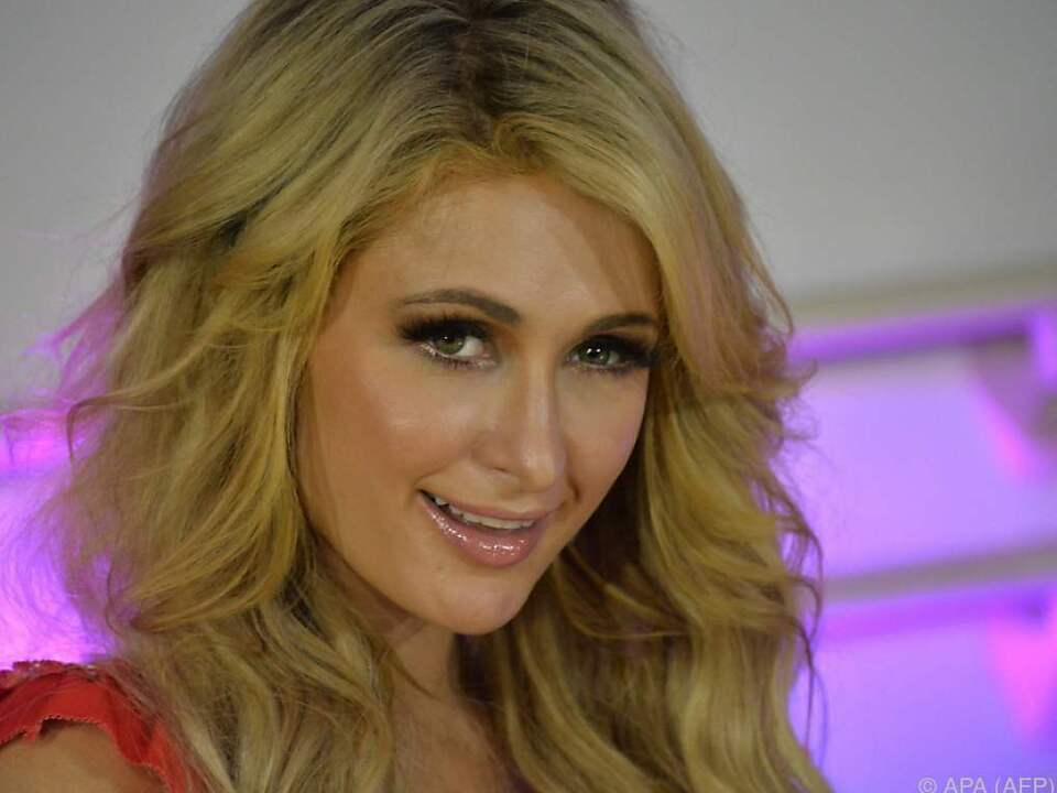 Glamour-Girl Paris Hilton ist Trump-Fan