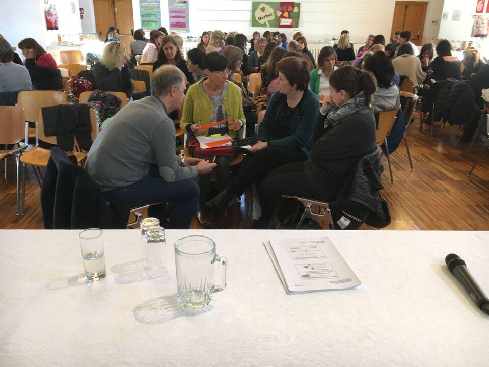 IMG_0316 Gruppenarbeit im Rahmen der Tagung