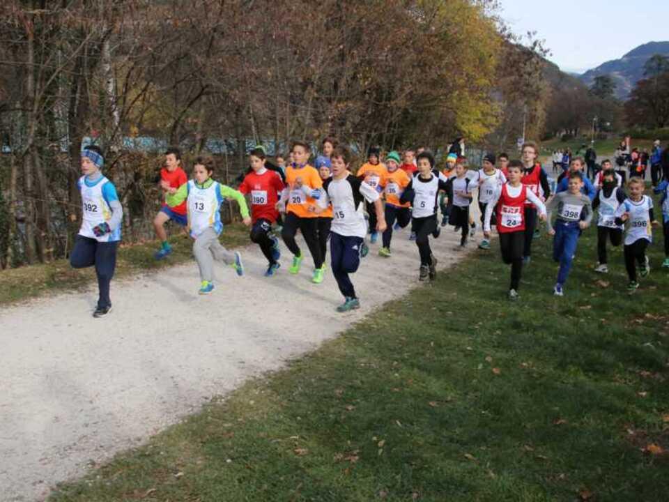 Läuferclub Bozen nikolauscross