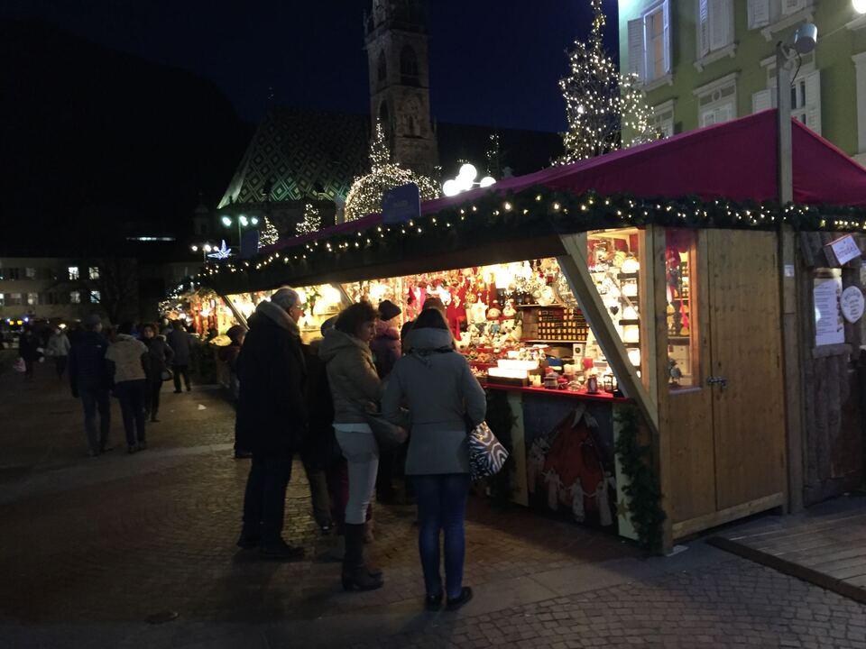 Weihnachtsmarkt Christkindlmarkt Bozen