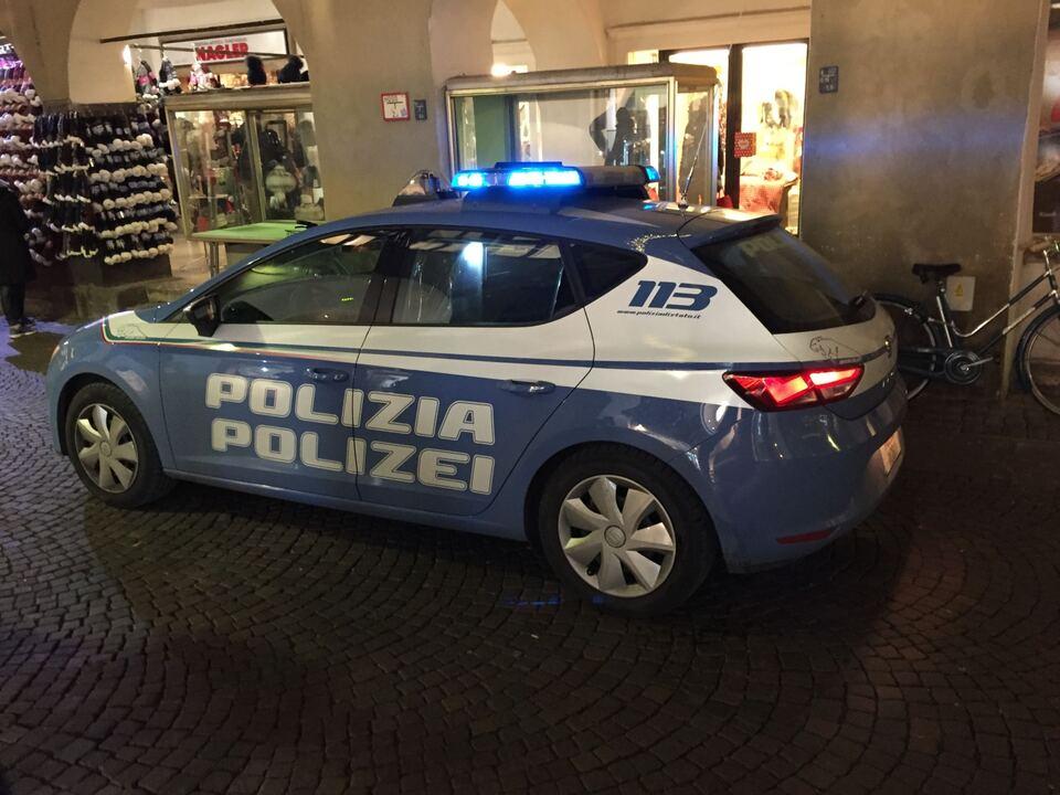 Polizei Bozen