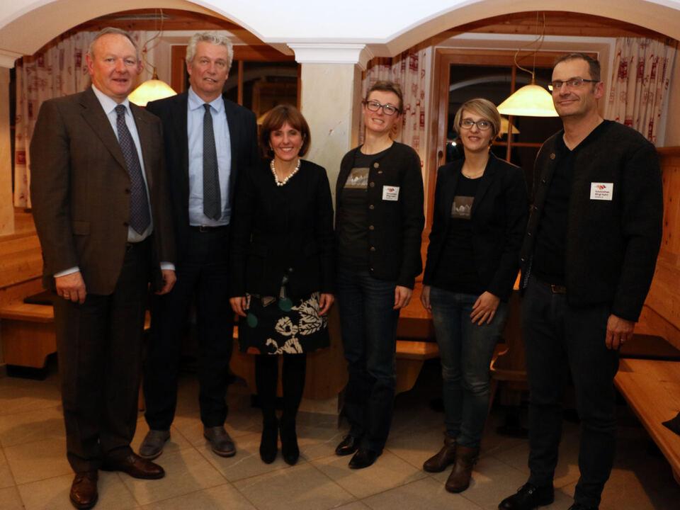 Jahresversammlung Schutzhütten Südtirol