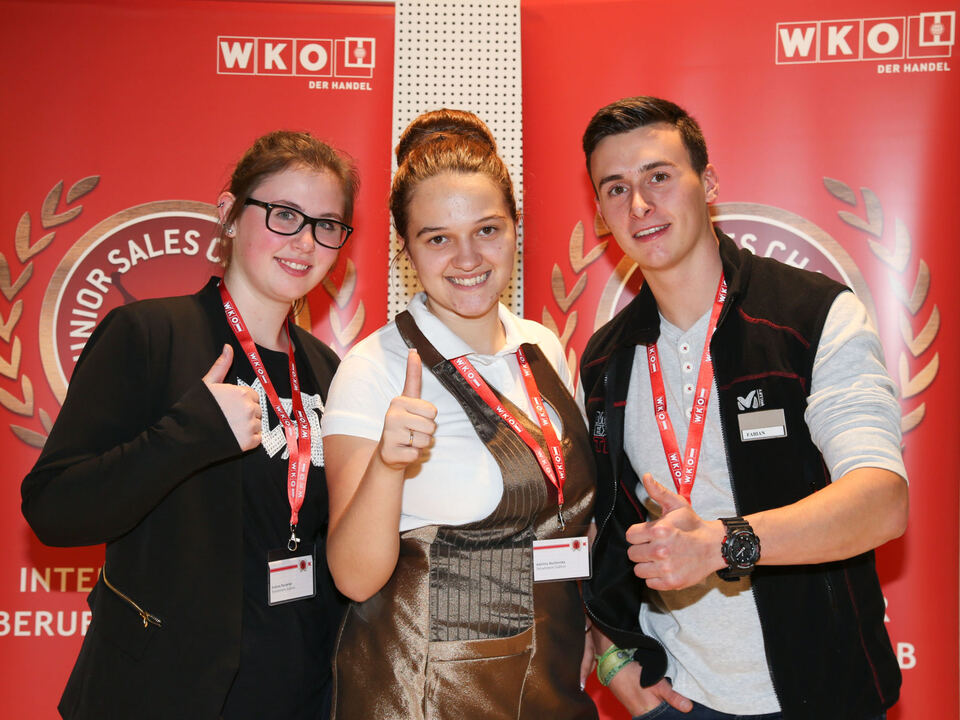Junior Sales Champion International 2016 im Wifi Salzburg