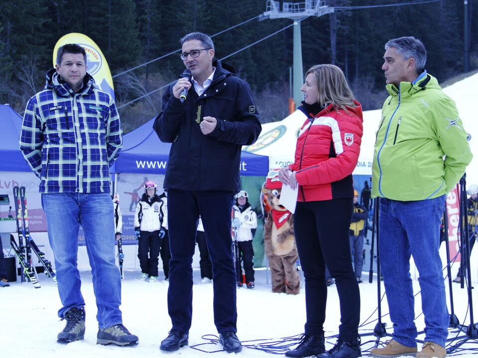 Kompatscher obereggen schnee sicherheit zorzi sartori