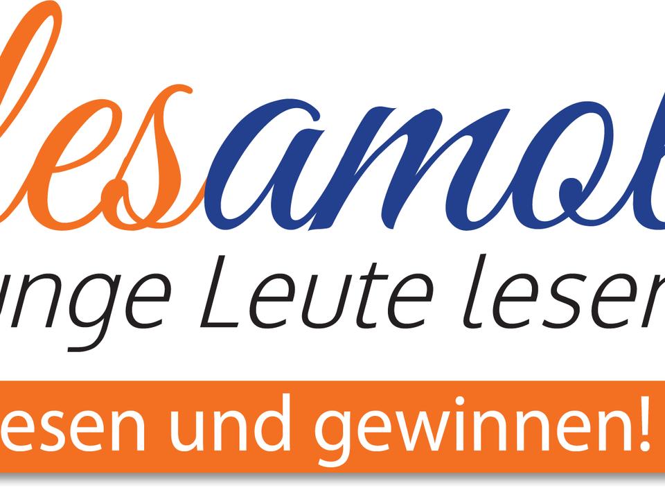 logo lesamol lesen&gewinnen