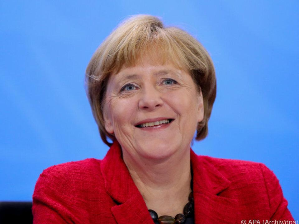 Merkel tritt im Herbst 2017 wieder an