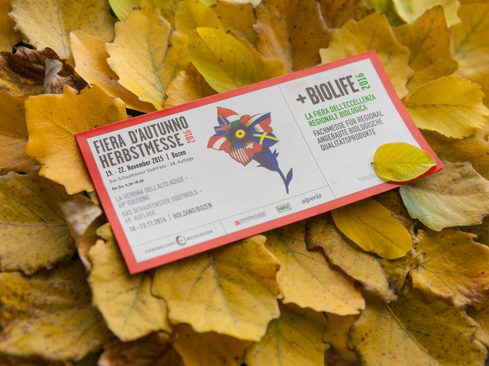 Herbstmesse 2016 Biolife Nutrisan