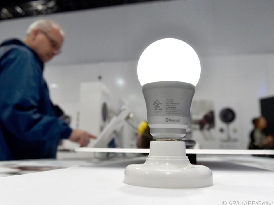 Mit LED\'s spart man Strom und Geld