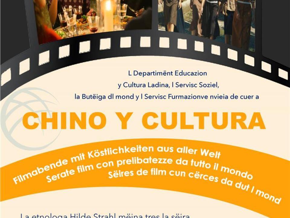 Chino y cultura