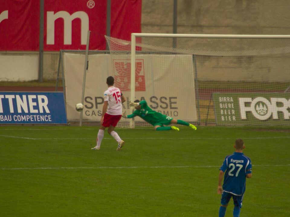 FCS gegen Ancona