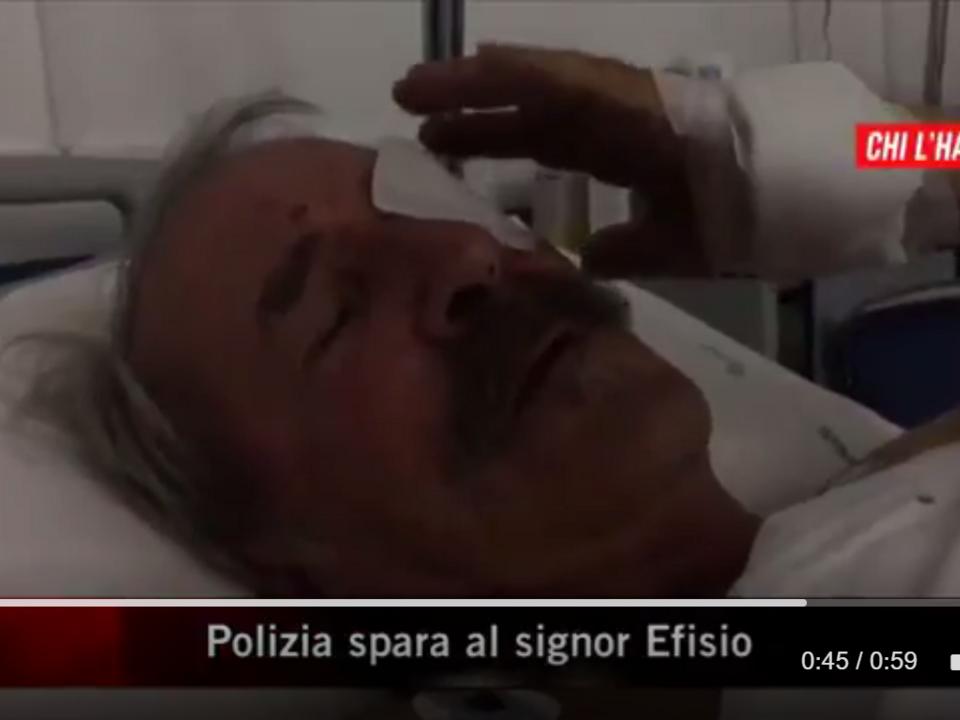 Twitter/Ostia - Efisio Pilurzi