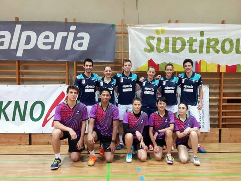 Teams SSV Bozen - BC Milano - 20112016