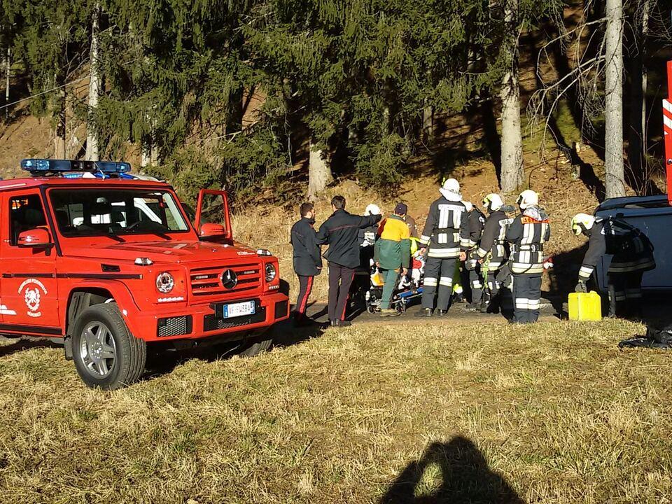 Unfall Mühlwald