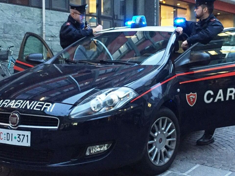 Carabinieri Bozen