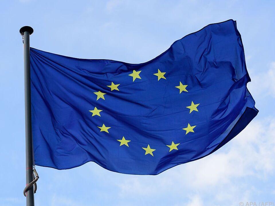35 Prozent der Österreicher mit negativem Bild von der EU europa