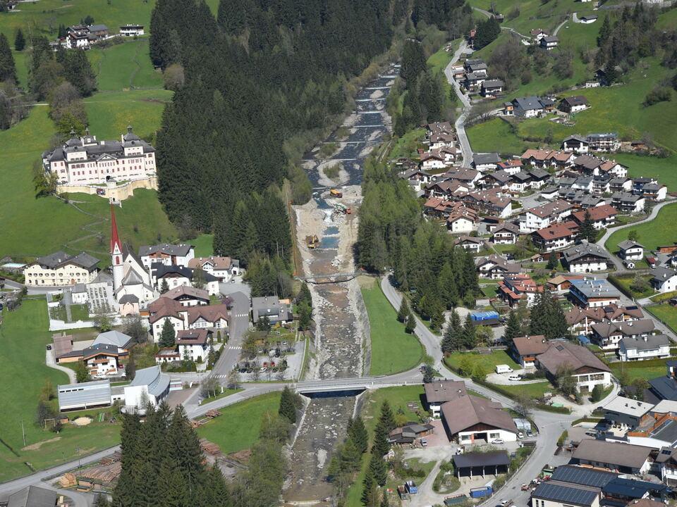Mareit/Mareiterbach/Wildbachverbauung