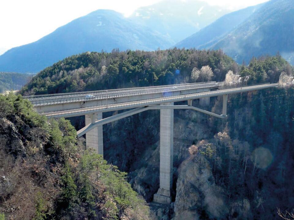 Rendering Brücke Riggertaler Schleife