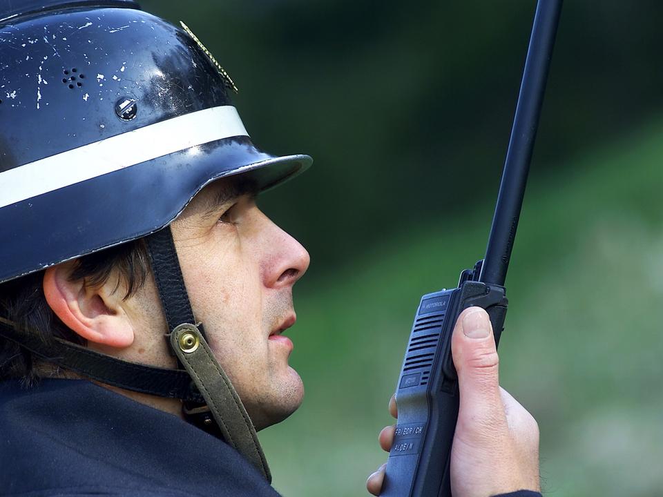 Berufsfeuerwehr Bozen bfbz