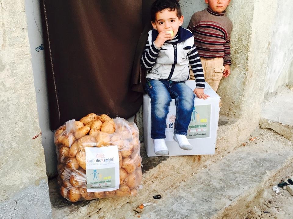 Aleppo AmiciDeiBambini
