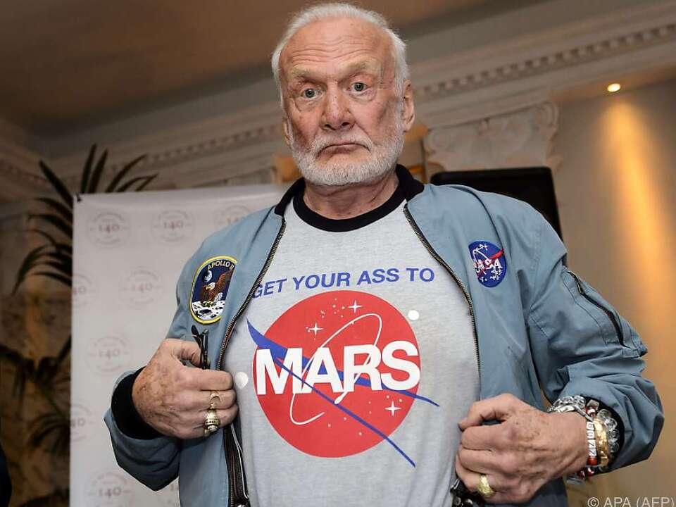 Aldrin - nach dem All erweist sich der Südpol als gefährlicher Ort