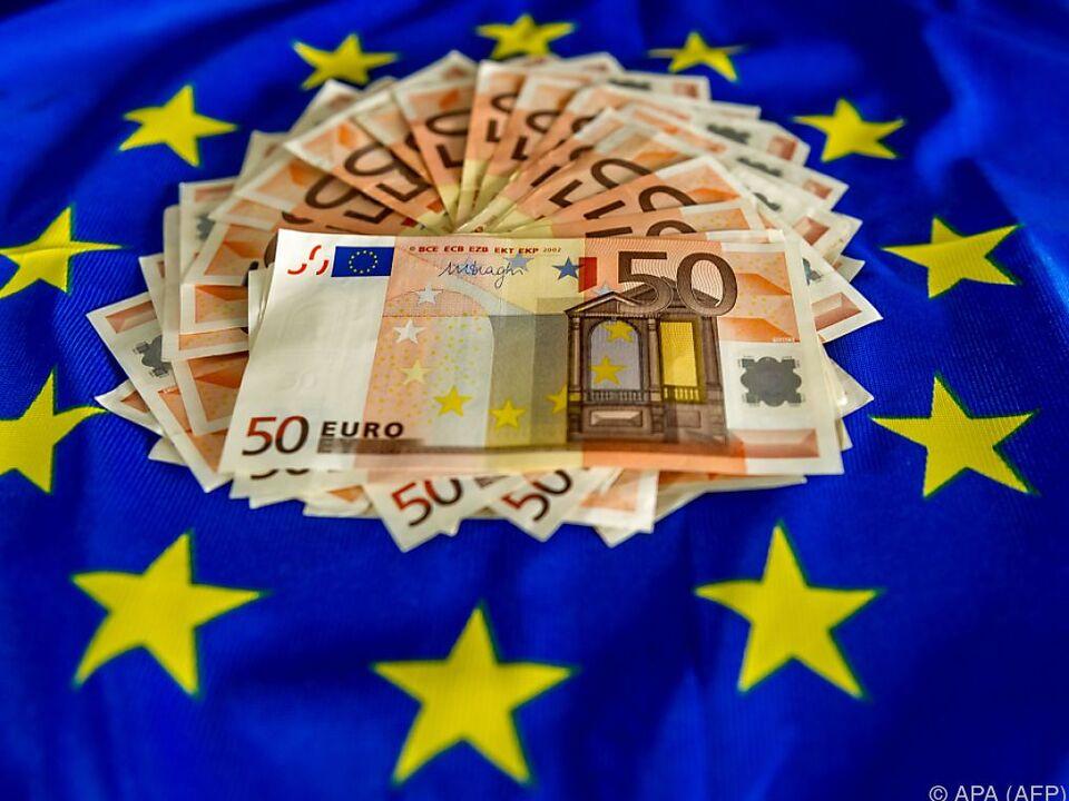 Das Budget der Union sieht vor allem mehr Geld für Sicherheit vor