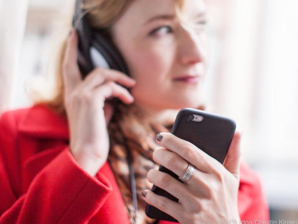 Der Apt-X-Codec kann den Klang auf CD-Qualität bringen telefon handy