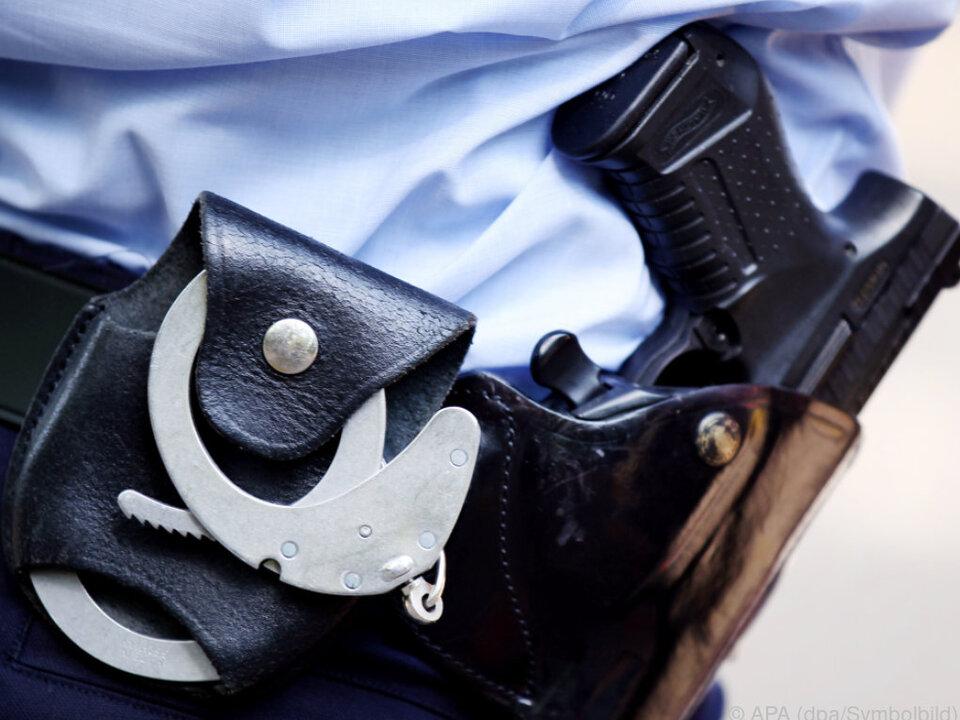 Deutsche Polizei ergriff Tatverdächtigen in Bus