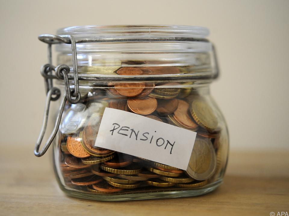 Die Pensionserhöhung für 2017 wird fixiert