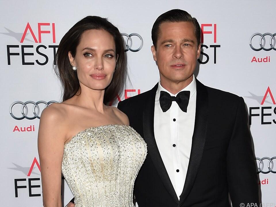 Die Trennung von Angelina Jolie und Brad Pitt schockierte die Welt