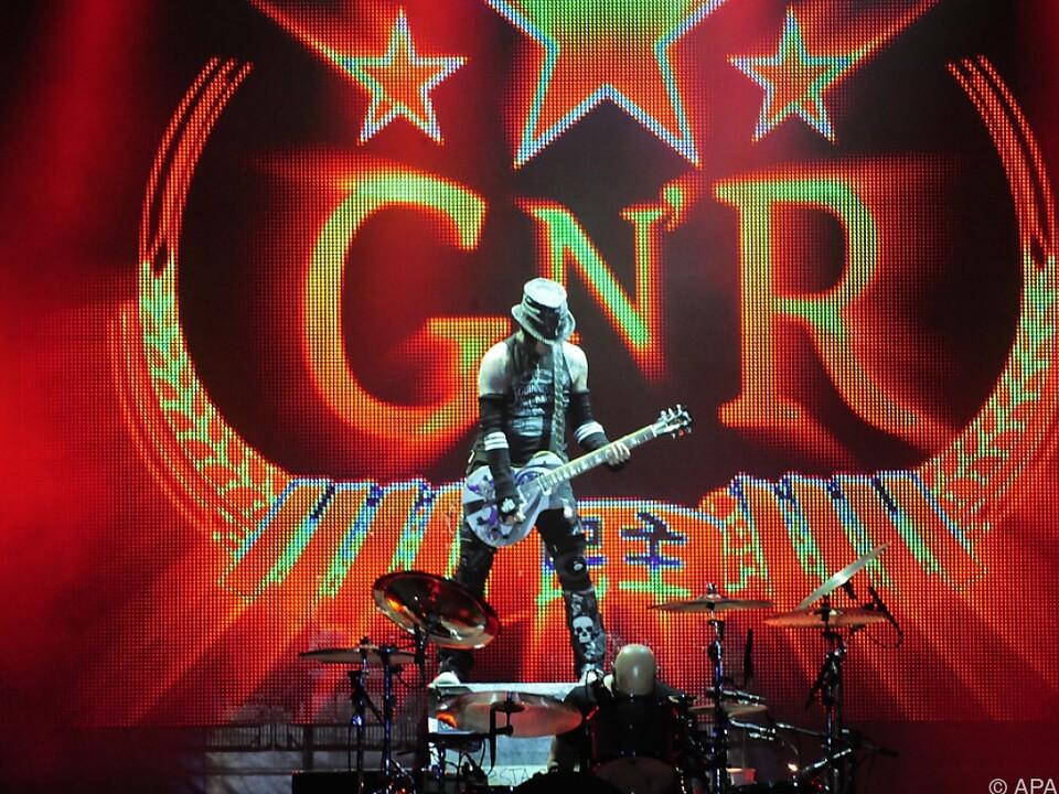 Guns N' Roses 2017 im Olympiastadion | München wird zu