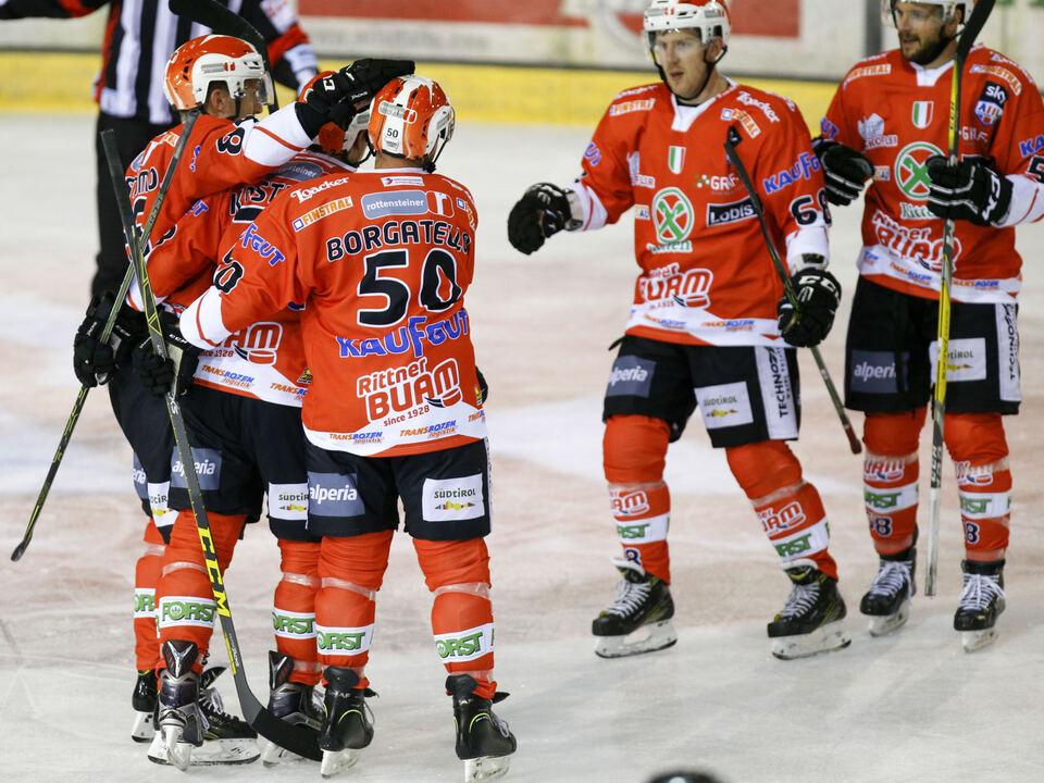 Ritten Eishockey Rittner Buam