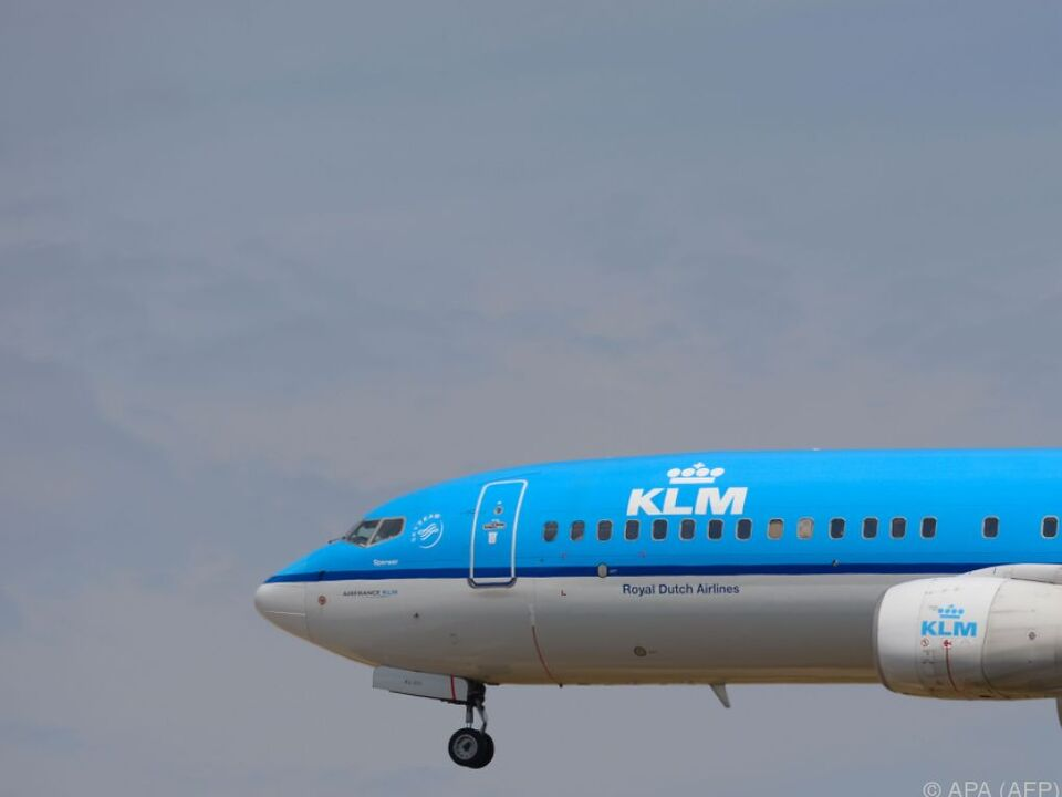 KLM erweitert sein Streckennetz flugzeug