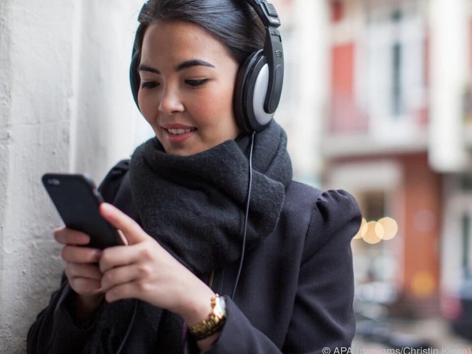 Mit Podcasts kommt auch unterwegs keine Langeweile auf