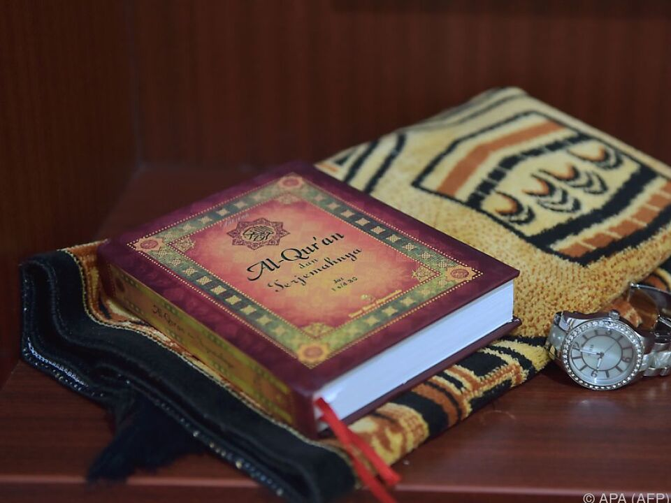 Somalier wollte aus dem Koran auf dem Adventmarkt vorlesen