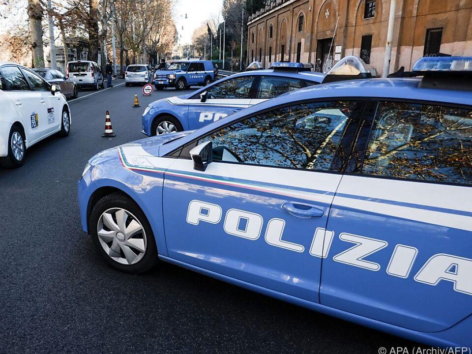 Staatsanwalt lobte die Arbeit der italienischen Ermittler polizei sym quästur