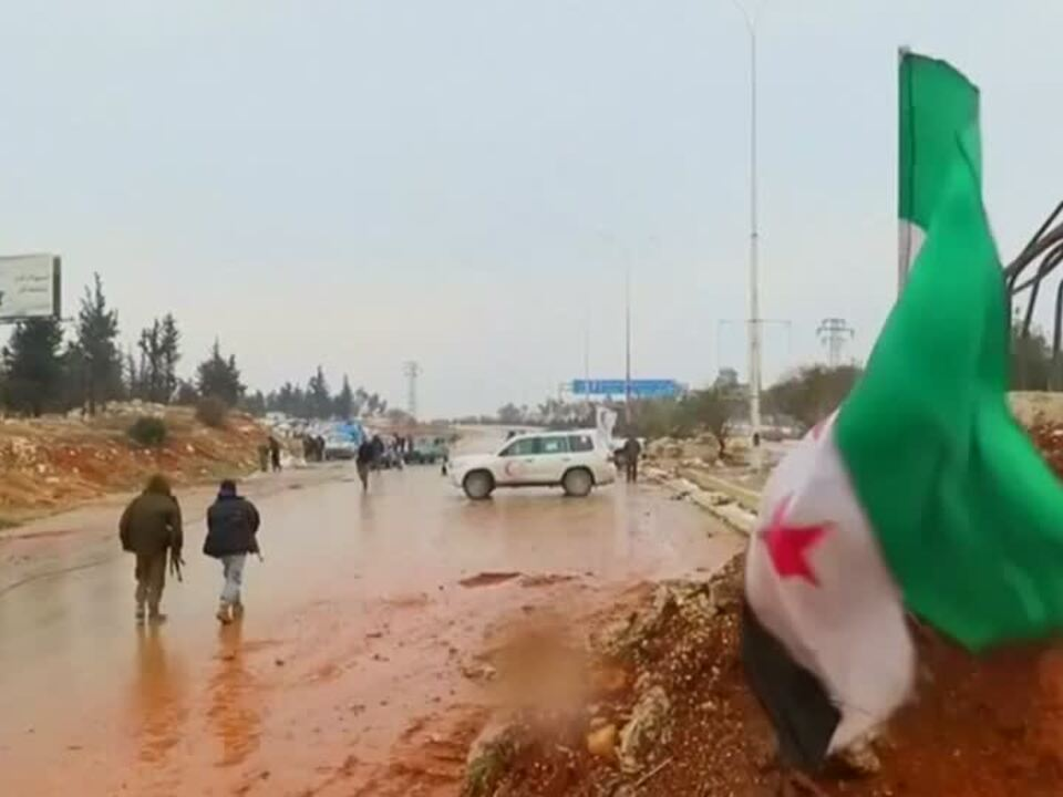 Syriens Armee verstärkt Offensive gegen Rebellen bei Damaskus