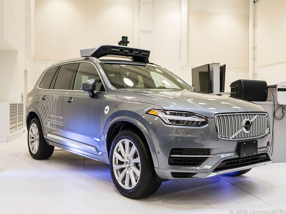 Uber-Roboterwagen sind bereits in Pittsburgh unterwegs
