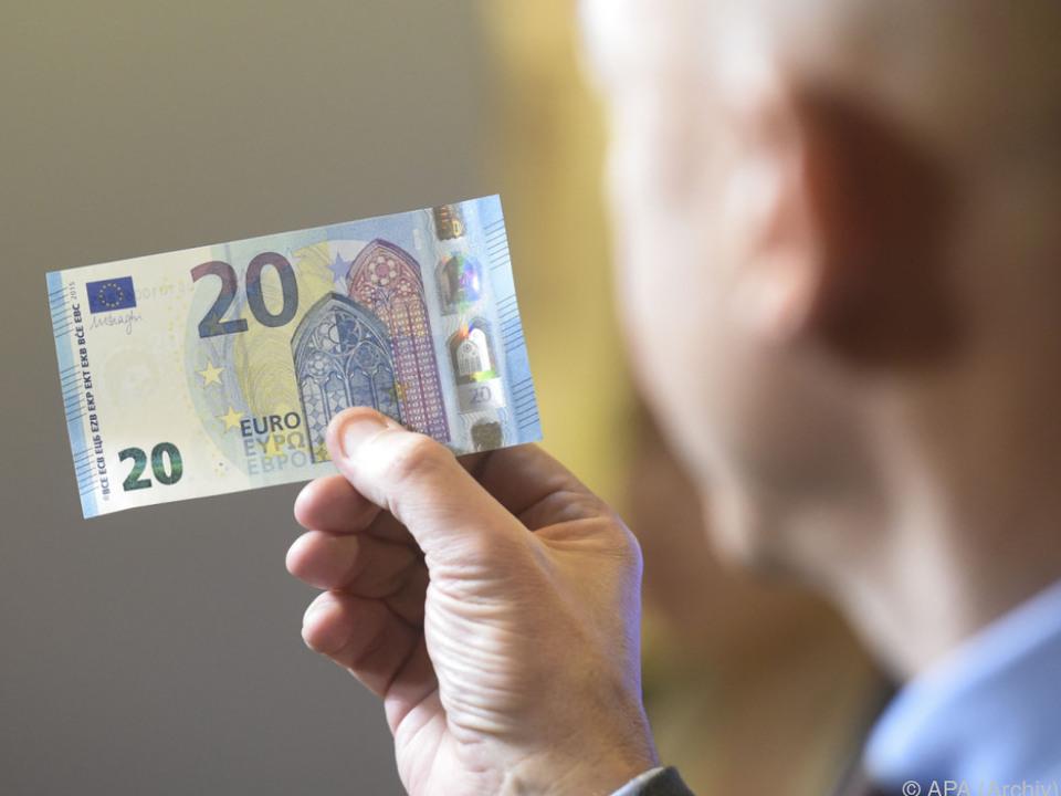Vor dem Euro diente schon der Schilling als Parallelwährung