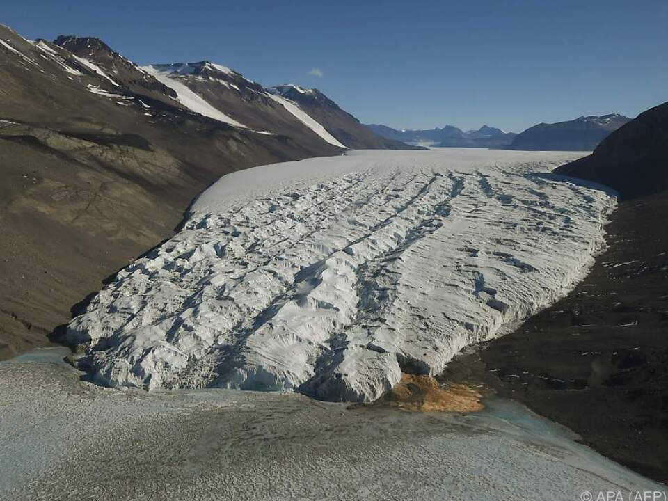 Zusammenhang von Klimawandel und Gletscherschwund belegt