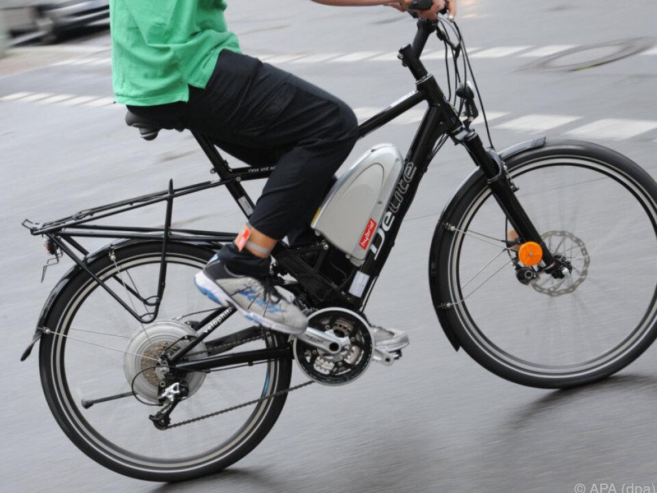 Zuwächse gibt es nur bei E-Bikes